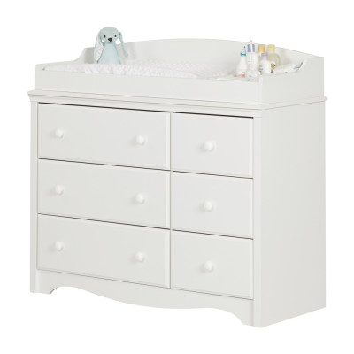 Angel Changing Table (Pure White)